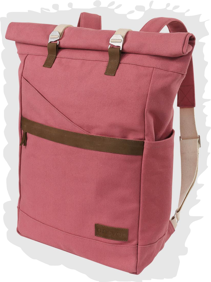 Rucksack von mela wear Java Marisa - Casual Autumn Look